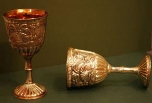 Dracula's golden cup